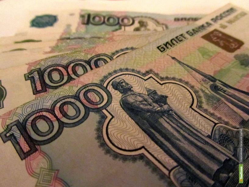 Сотрудник тамбовской ИК оценил свою свободу в 3 тыс. рублей