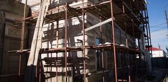 В Моршанске реставрируют дом купцов Кавериных