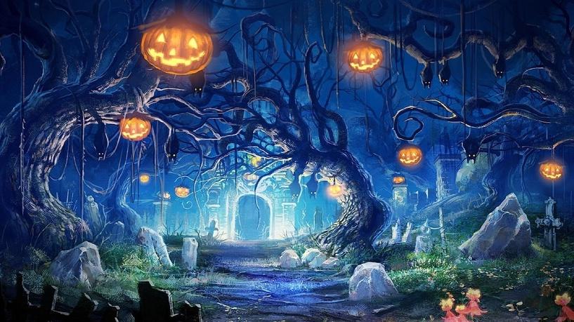 Выходные ВТамбове: Самая страшная ночь в году