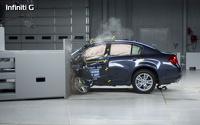 Люксовые автомобили провалили краш-тесты по новой методике