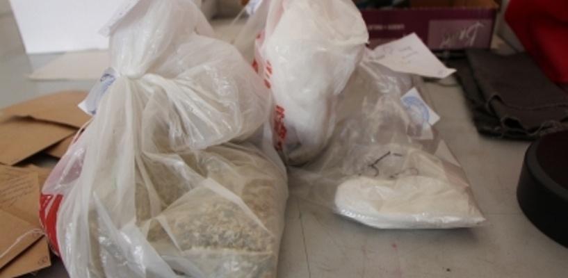 Четырёх жителей региона поймали с наркотиками