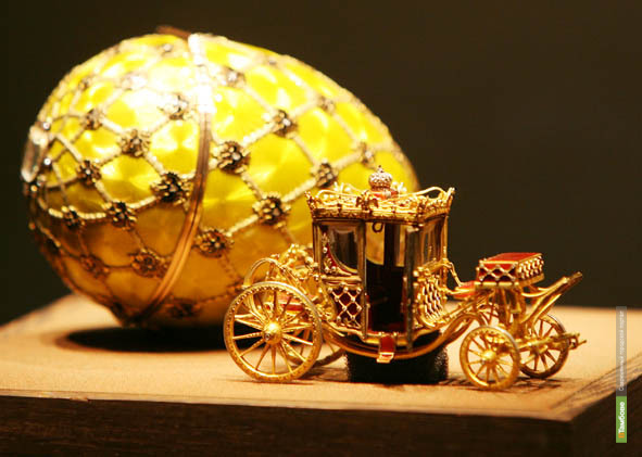 Faberge возобновляет работу после 90-летнего перерыва