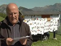 Швейцарская деревня прославилась на весь мир благодаря Facebook