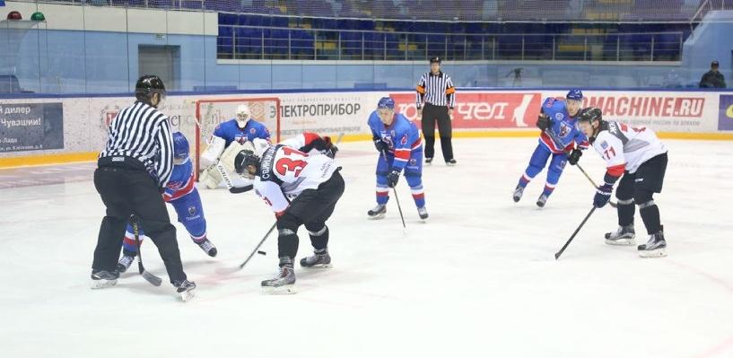 ХК «Тамбов» выиграл Кубок главы Чувашской Республики