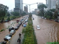 Крупнейшие города Индонезии уходят под землю