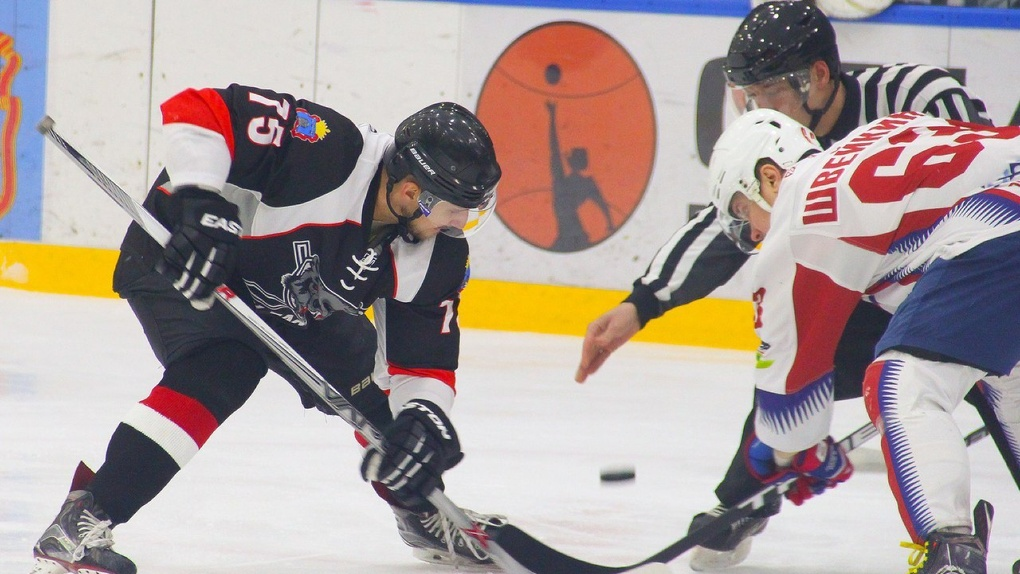Тамбовские хоккеисты проиграли «Мордовии»: впервые это произошло в основное время
