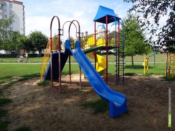 У тамбовских детей появятся новые игровые площадки