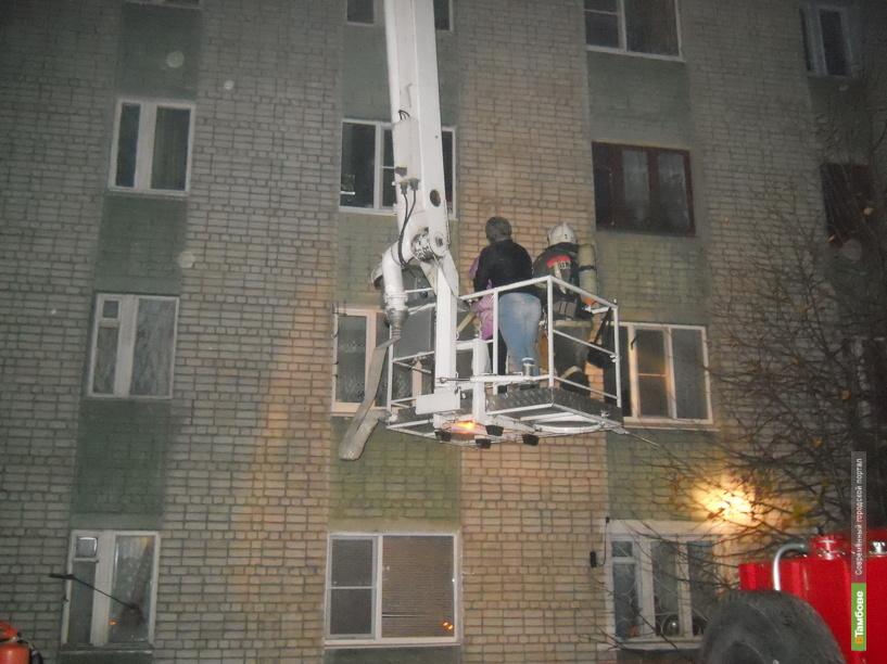 На Тамбовщине в доме-интернате сгорел пенсионер