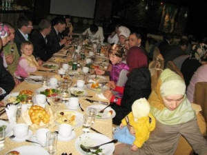 Горцы накормят тамбовских мусульман