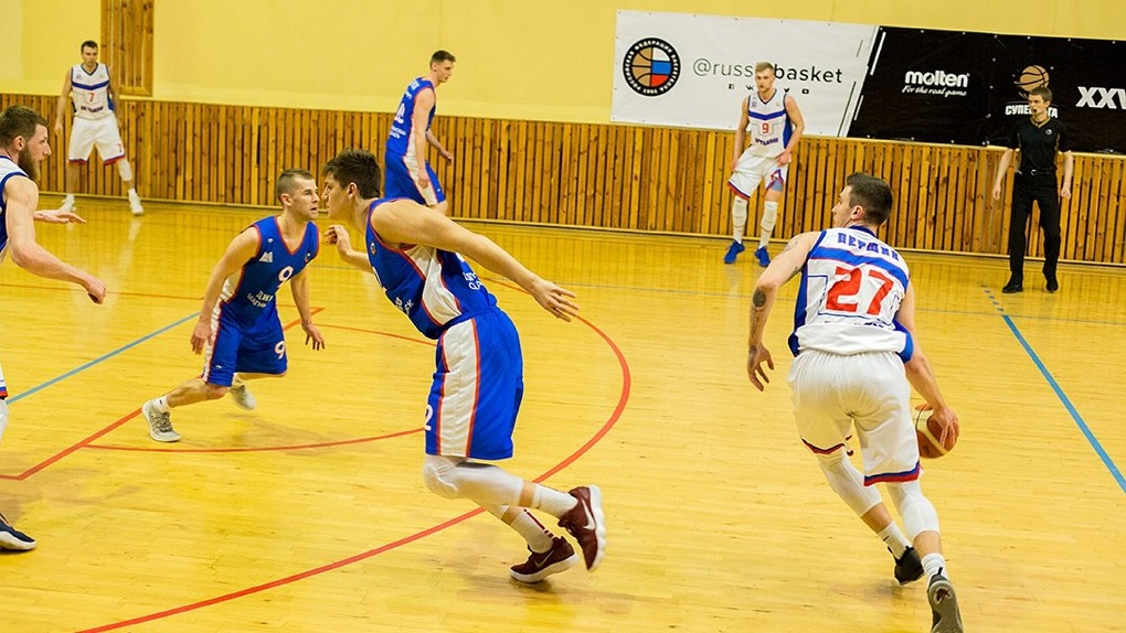БК «Тамбов» провёл домашний матч: игра была равной