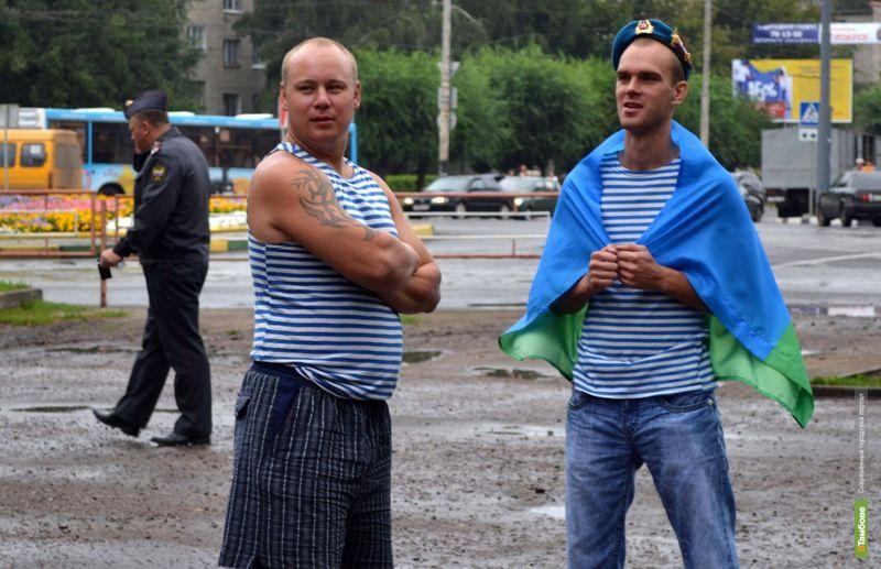 День ВДВ в Тамбове: фоторепортаж