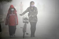 Житель Китая подал в суд на власти за загрязнение воздуха