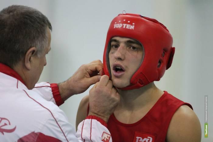 Тамбовчанин Евгений Аверин стал бронзовым призером Первенства страны среди юниоров