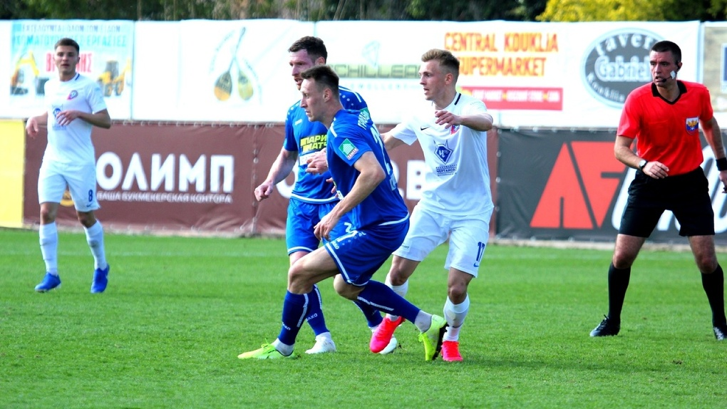 «Тамбов» сыграл вничью с «Чертаново» на Кубке ФНЛ