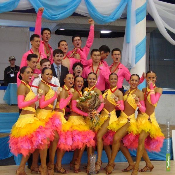 «Цвета радуги» устроят для тамбовчан танцевальный праздник