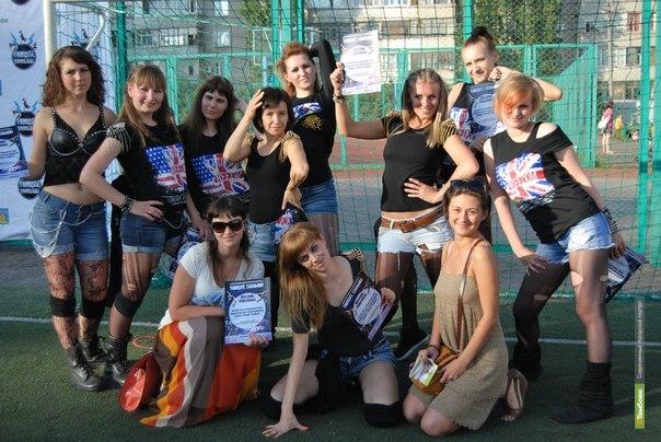 Финалисты «Танцуй, Тамбов»: «Crazy dolls» — это был наш дебют!