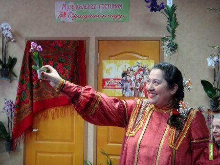 В «Орхидейном саду» закрылся 1ый сезон ансамбля «Сударыня»
