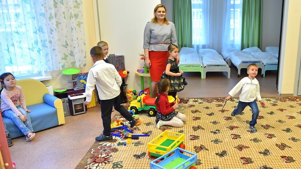 В Тамбовской области хотят создать 27 дошкольных организаций: перечень отправлен в Минобрнауки