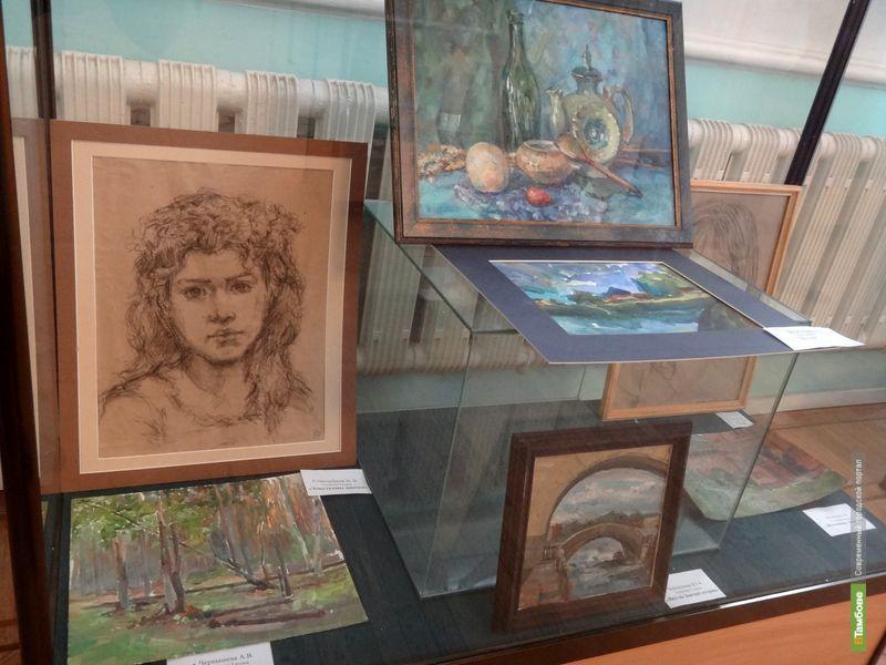 В Тамбове впервые покажут творчество будущих художников-ювелиров