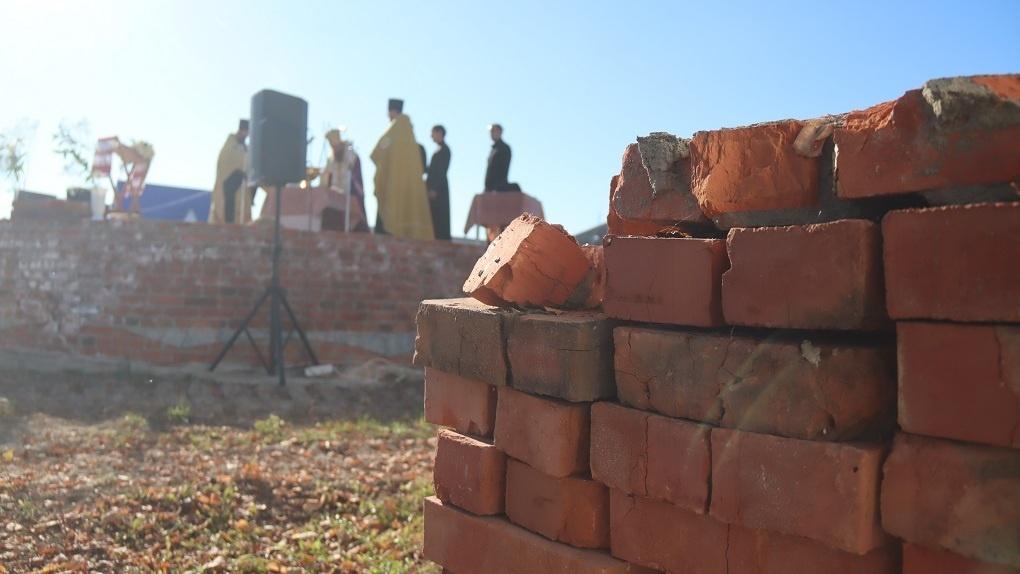 В Мичуринске появится новый храм