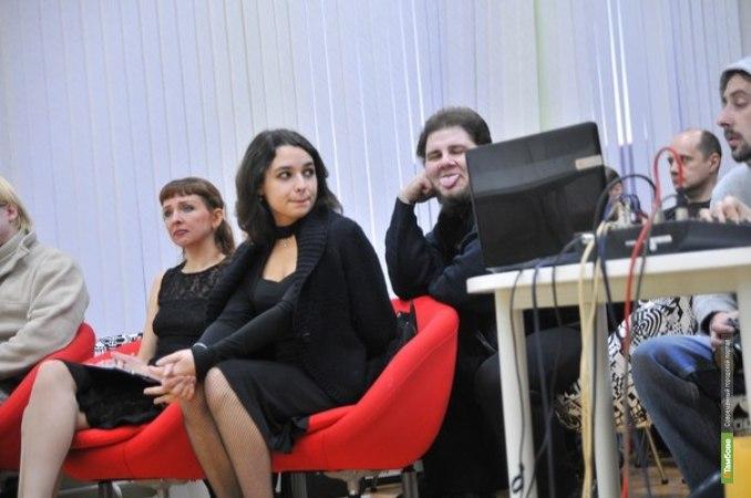 В Тамбове состоялась презентация сборника молодых поэтов Тамбовской области «Излучение»