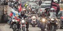 Больше 120 мотоциклистов проехали стройной колонной по Тамбову