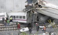 Машинист разбившегося в Испании поезда отказался от дачи показаний