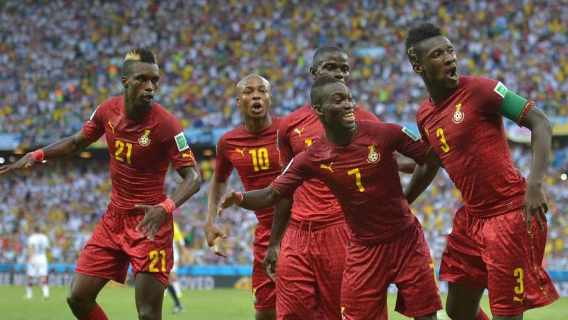 Футболисты Ганы отказались играть с Португалией без 3 млн долларов