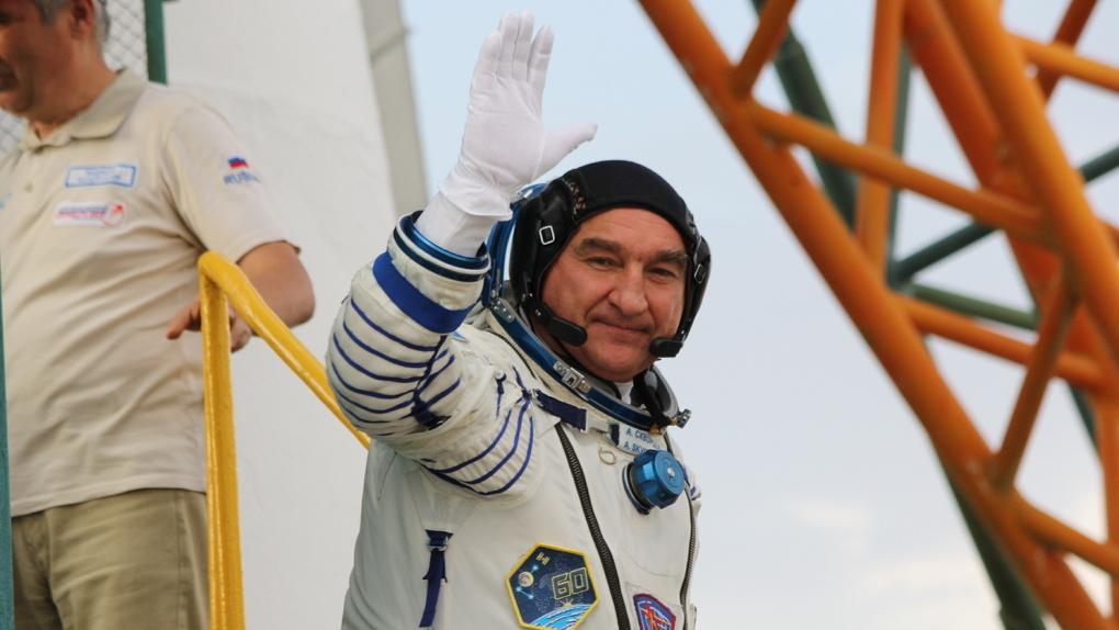 Выпускник моршанской школы успешно перестыковал «Союз» к МКС и поставил рекорд