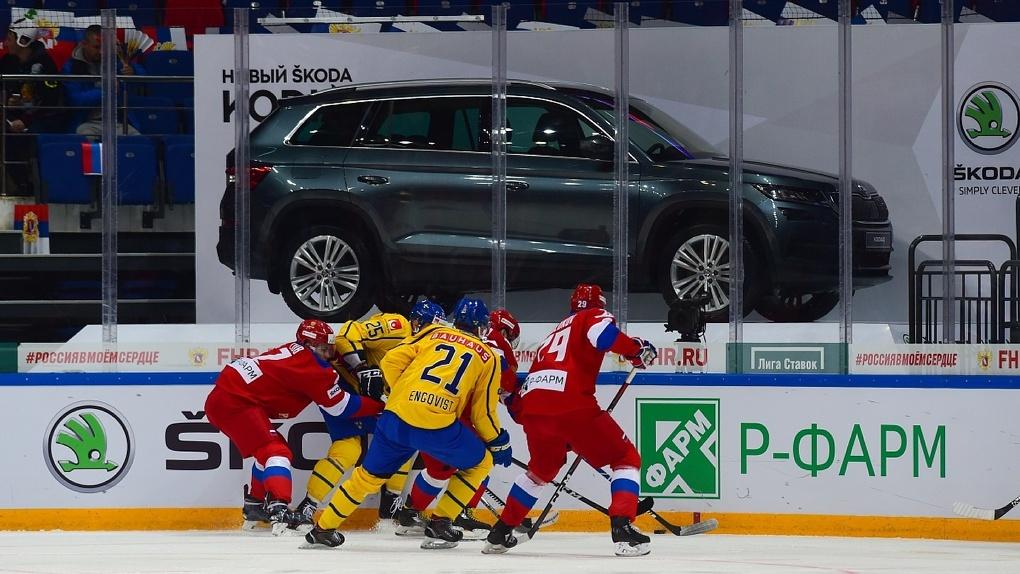 ŠKODA AUTO Россия в восьмой раз стала партнёром Кубка Первого канала по хоккею
