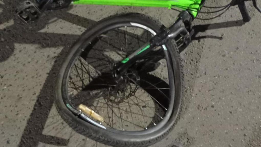 В Рассказово «Форд Фокус» наехал на 12-летнего велосипедиста