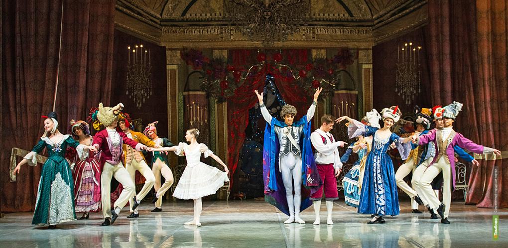 «Щелкунчик» на сцене тамбовского драмтеатра