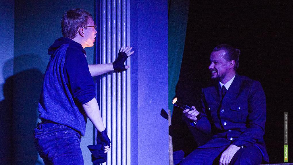 Спектакль «Череп из Коннемары» вызвал активное обсуждение со зрителями