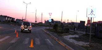 На севере Тамбова 17-летний парень попал под колёса авто