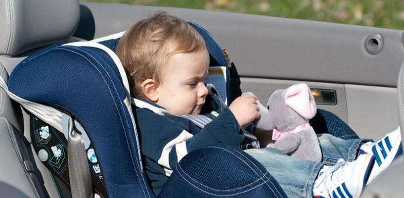 Пристегните детей крепче: в силу вступают новые поправки в ПДД