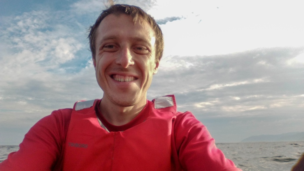 Тамбовчанин ходил на байдарке по Байкалу, Телецкому озеру и Японскому морю