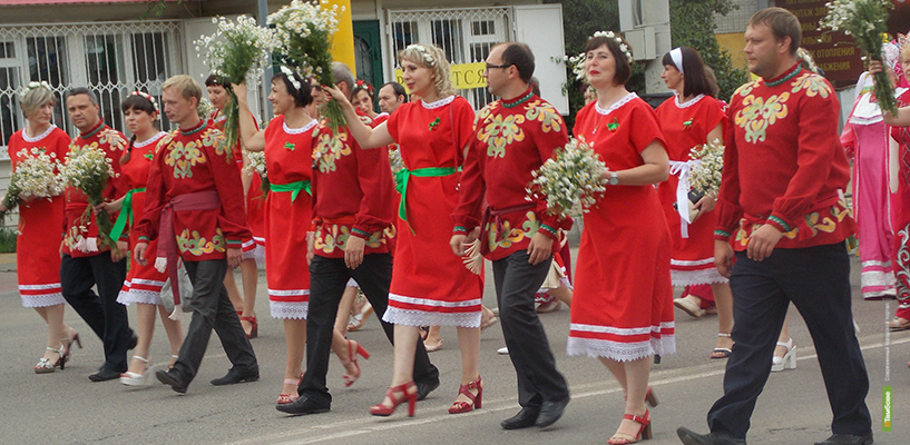 Мы там были: в этом году фестиваль «Вишнёвый сад» в Уварово собрал тысячи тамбовчан