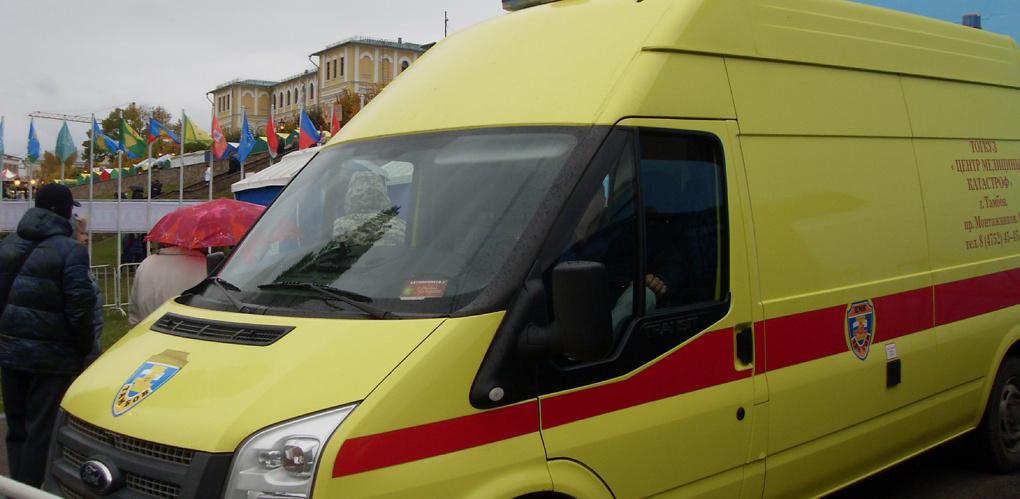 За время Покровской ярмарки за медицинской помощью обратились 12 человек