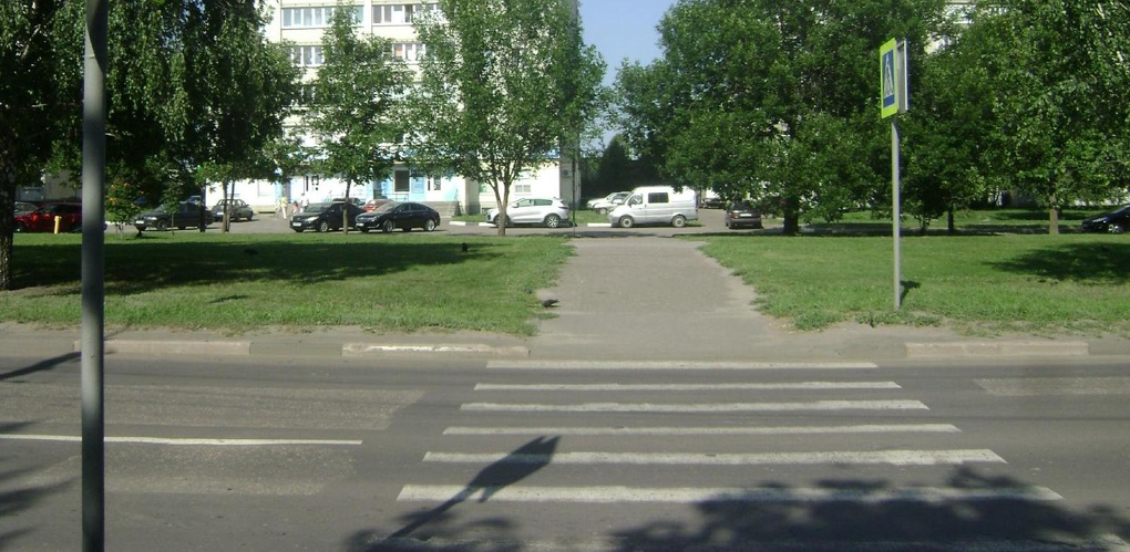 «Семёрка» на нерегулируемом пешеходном переходе сбила 15-летнюю девочку