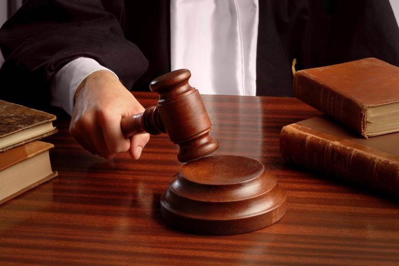 Дисквалификации за умышленное невыполнение требований прокурора