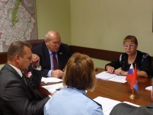 Тамбовские депутаты вернулись с каникул