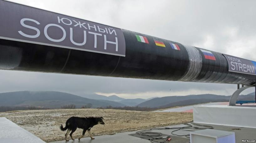 «Газпром» построит участок «Южного потока» в Австрии