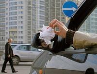 За выброшенный из машины мусор штрафовать не будут