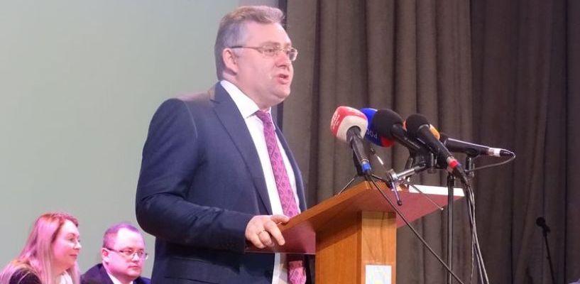 Новый глава города Тамбова утвердил своих заместителей