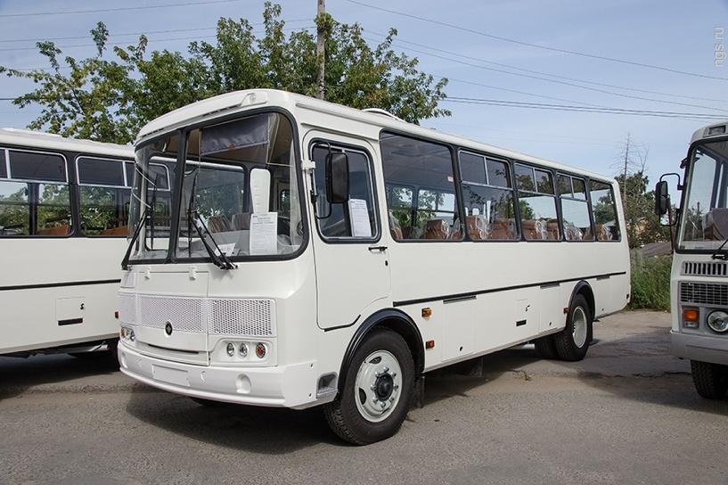 Администрация Тамбовской области подарит селам 20 автобусов
