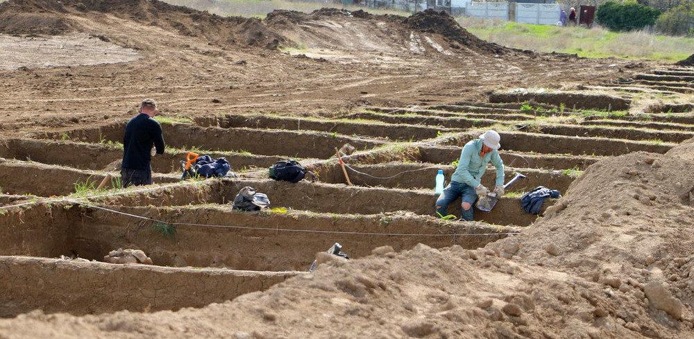 В самом известном российском детском лагере нашли византийский храм VI века