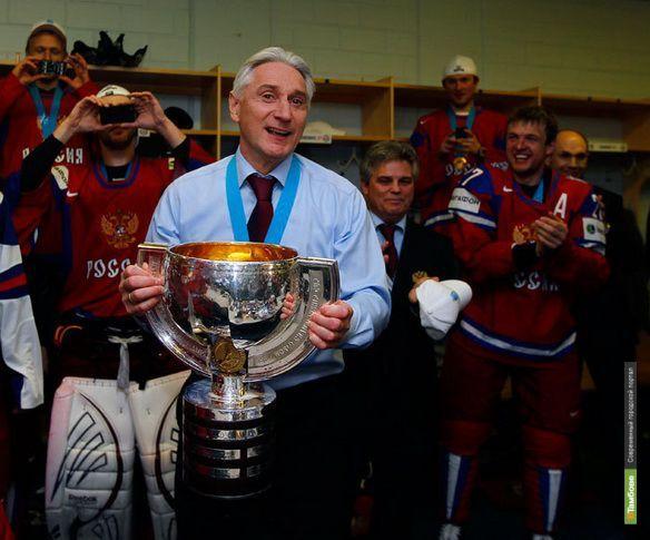 Тамбовчанам покажут Кубок мира по хоккею - 2012