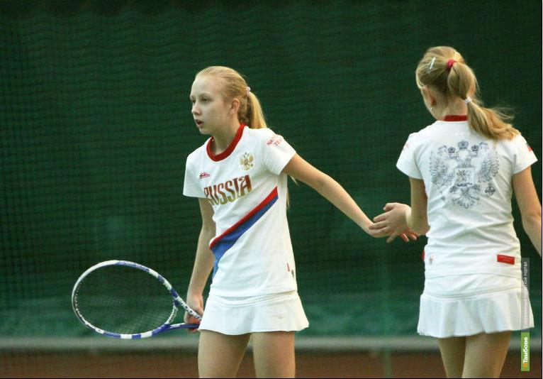 Теннисистка из Тамбова выиграла Кубок Европы