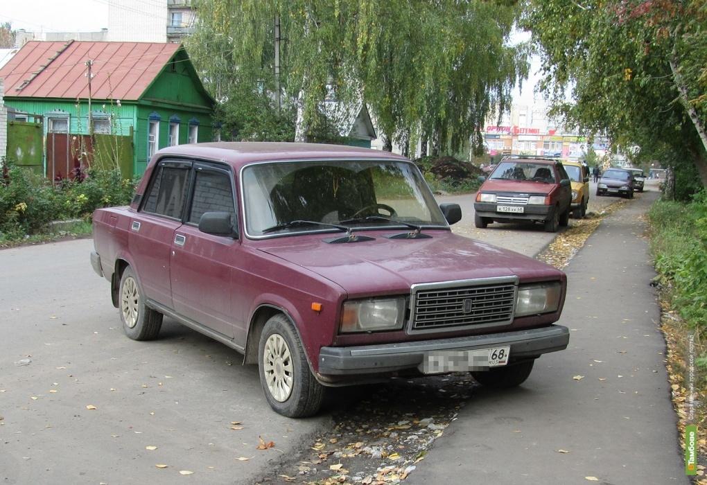 Шесть тамбовчан, пострадавших на производстве, получили авто