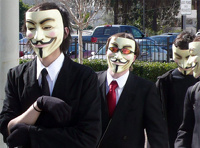 Канадский школьник взламывал сайты правительства по просьбе Anonymous